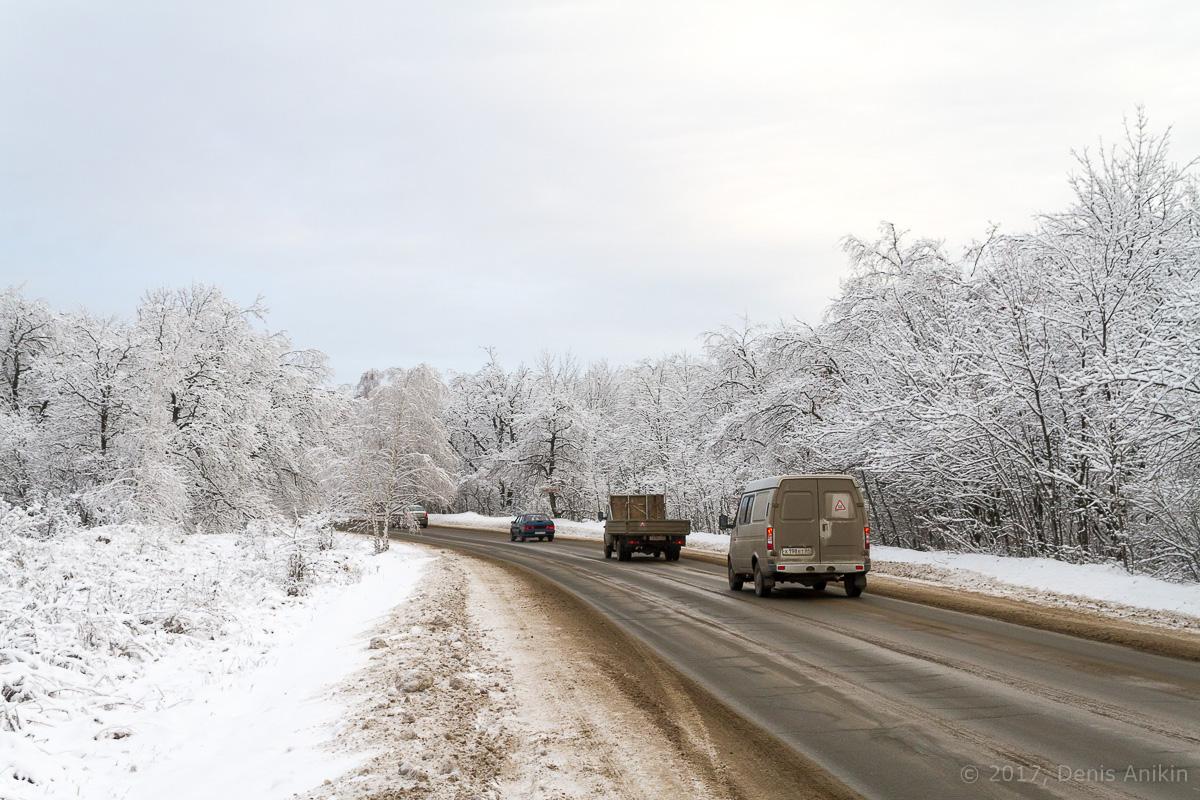 кумыска зима дорога фото 4