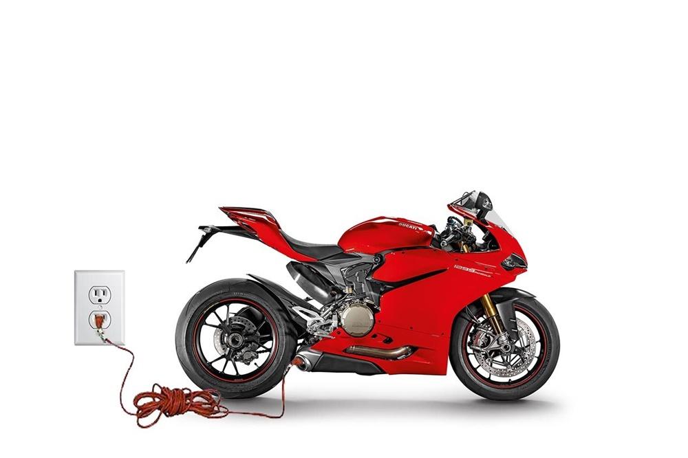 Электрификация Ducati к 2030 году?!