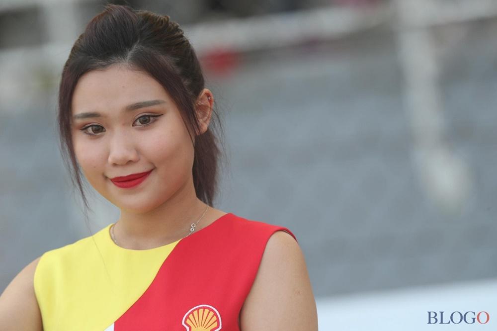 Девушки паддока Гран При Малайзии 2017