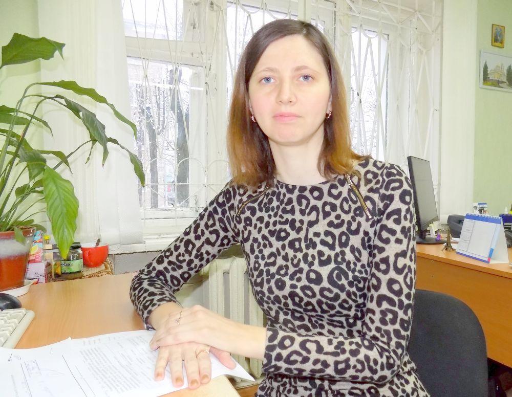 Екатерина Климова, заместитель начальника отдела камеральных проверок