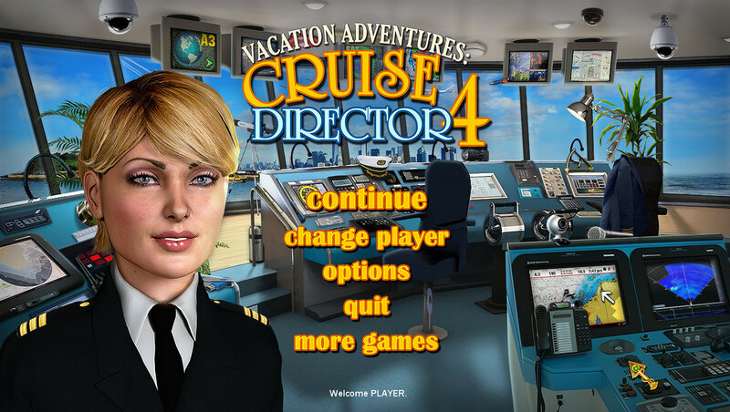 Vacation Adventures : Cruise Director 4
