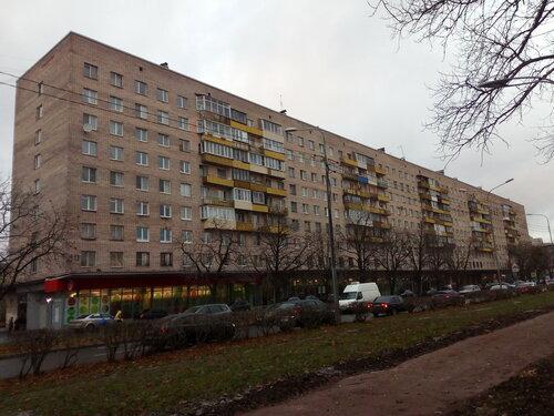 Кузнецовская ул. 10к1