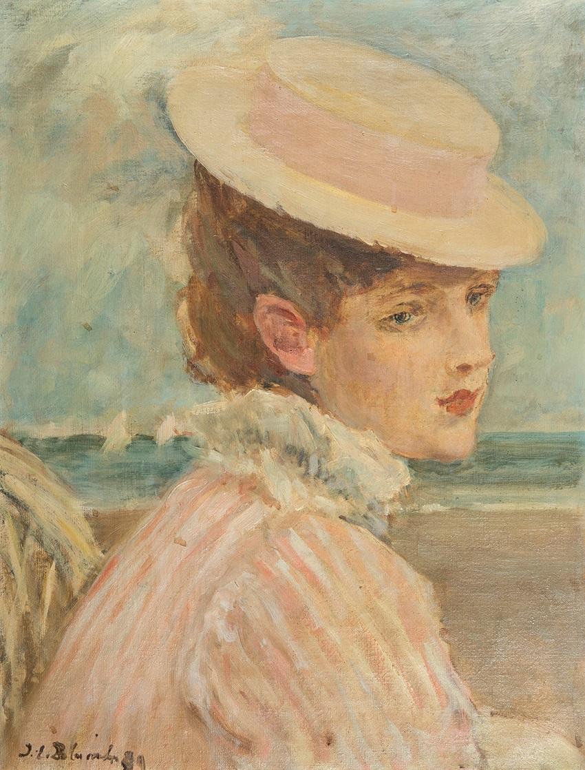 Portrait de Madame Lily Langtry.