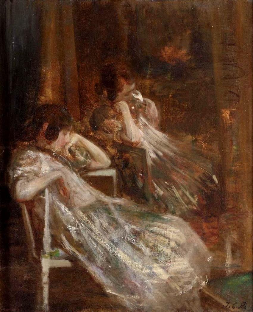 PORTRAIT OF DESIRÉE MANFRED.