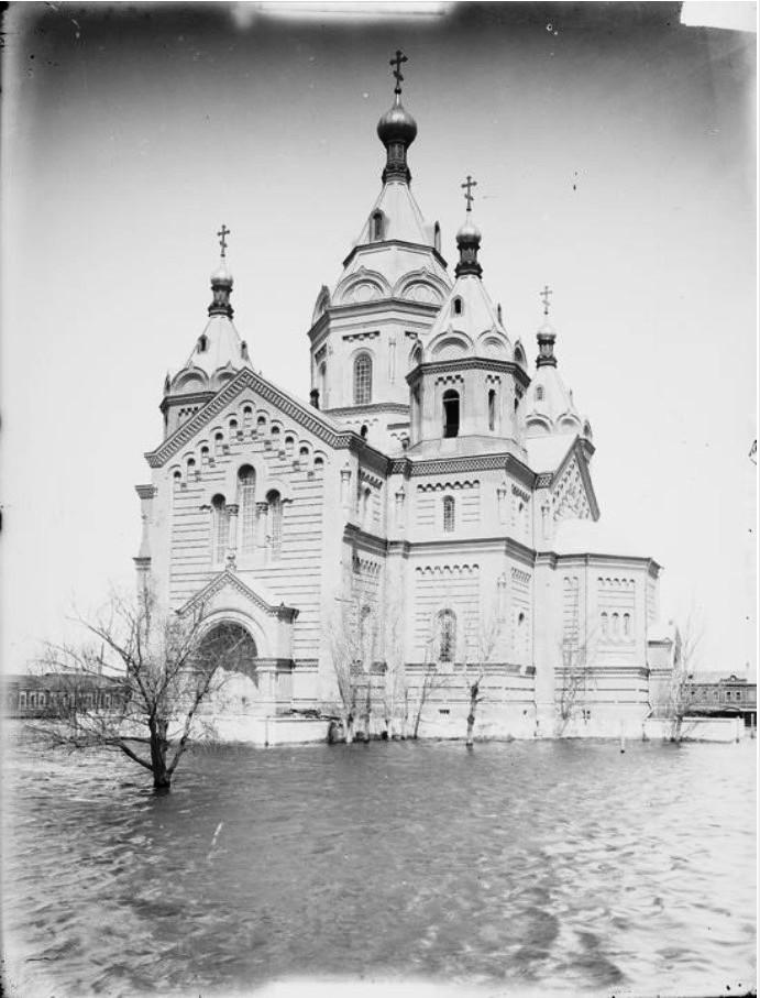 Общий вид Александро-Невского собора