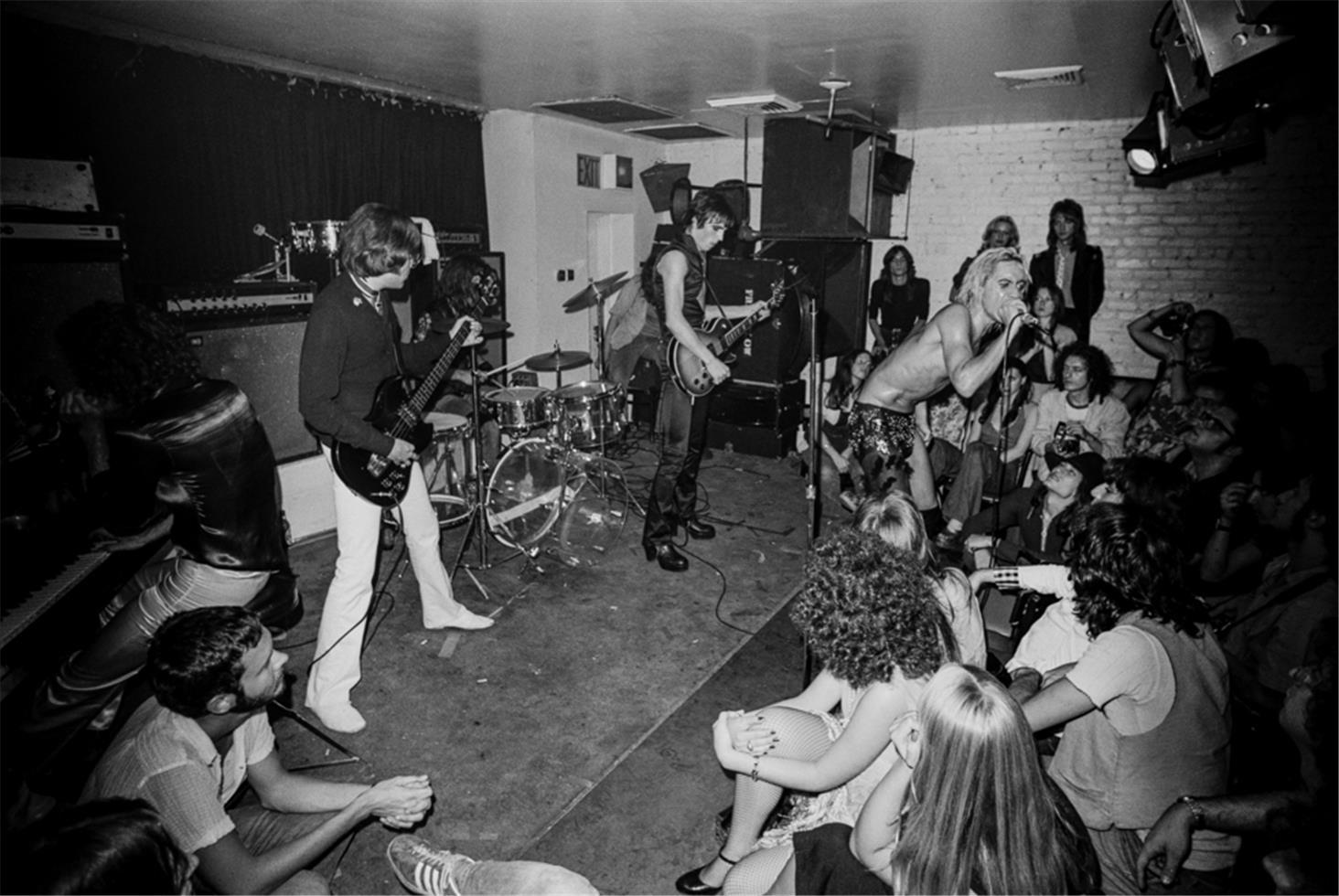 1973. Игги Поп