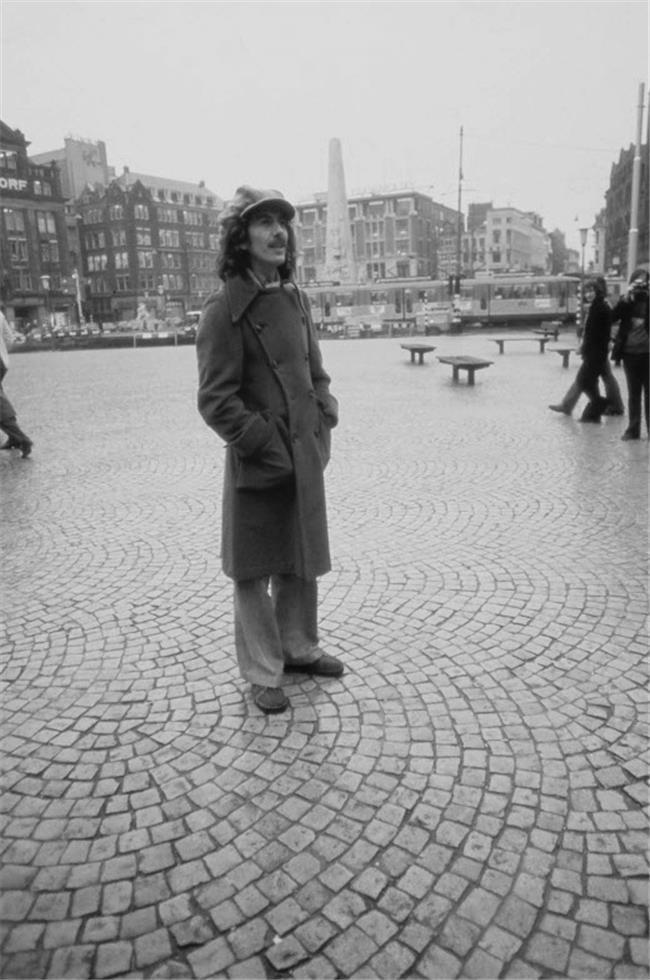 1977. Джордж Харрисон