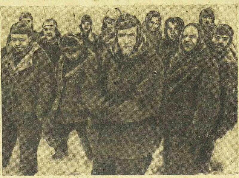 Красная звезда, 3 марта 1943 года