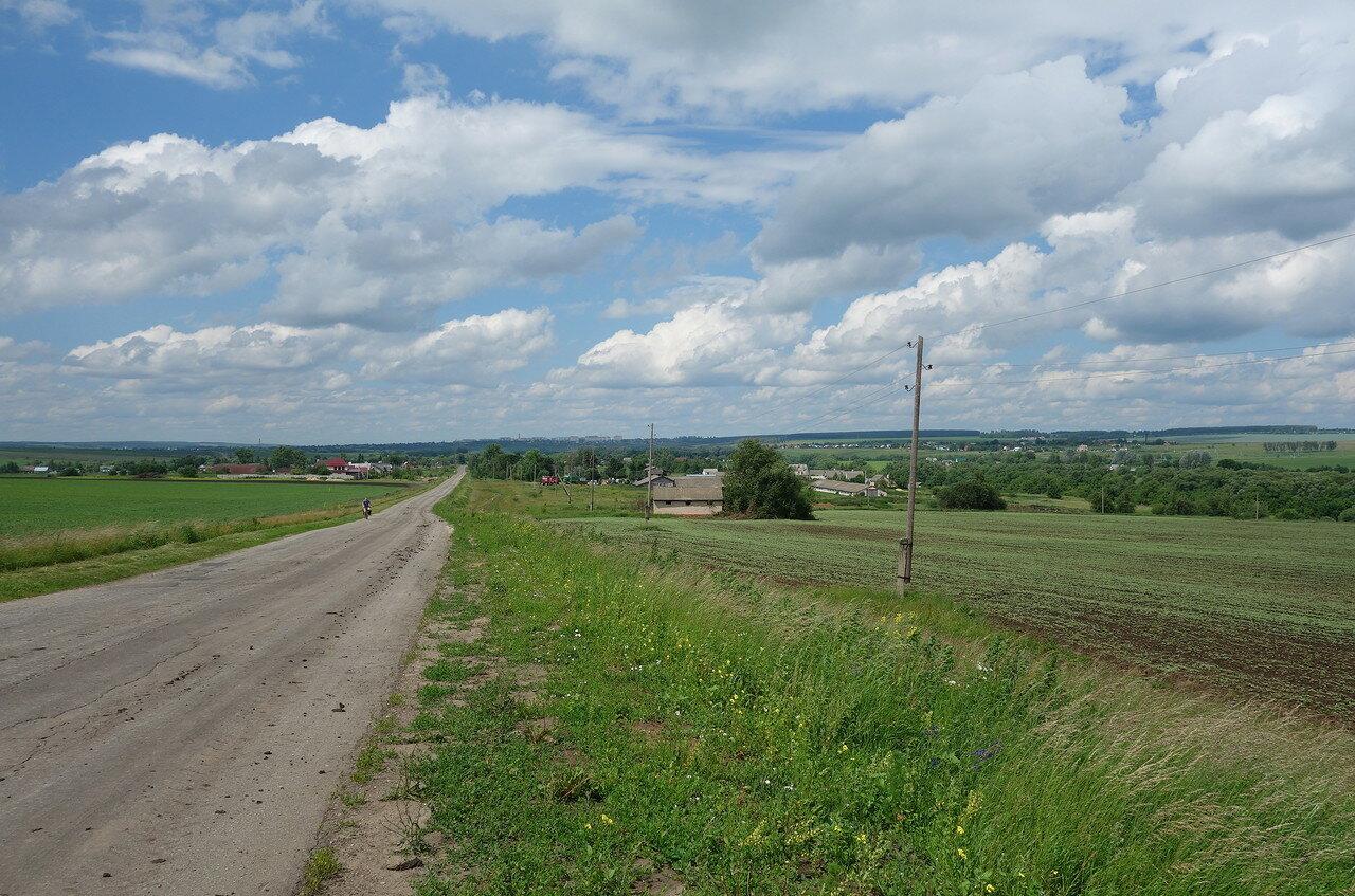 долина Мценского уезда