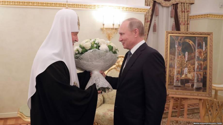 Российский патриарх Кирилл заявил о приближении конца света