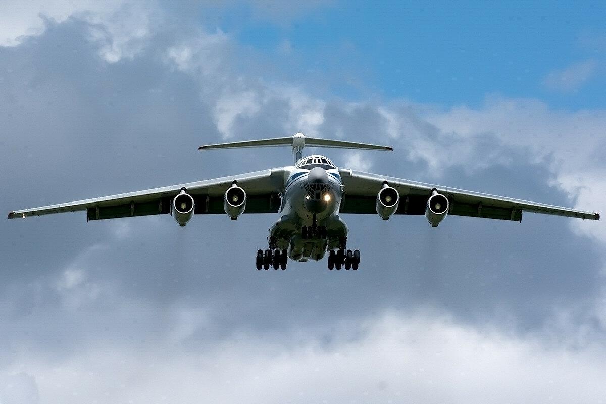 Ильюшин Ил-76МД. Россия (СССР) - ВВС. RA-78831.