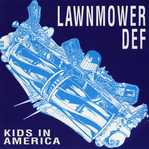 Lawnmower Deth - Discography