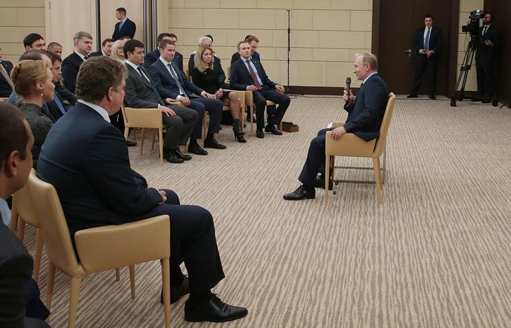Путин: патриотизм - это и есть национальная идея