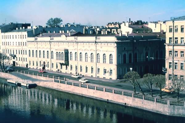 Дворец Д. Л. Нарышкина