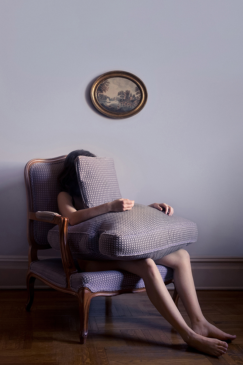 A House is Not a Home / работа Brooke DiDonato