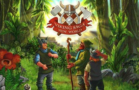 Сага о викинге 2. Новый свет | Viking Saga 2 (Rus)