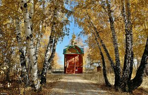 Храм святых мучениц Веры,Надежды,Любови и матери их Софии
