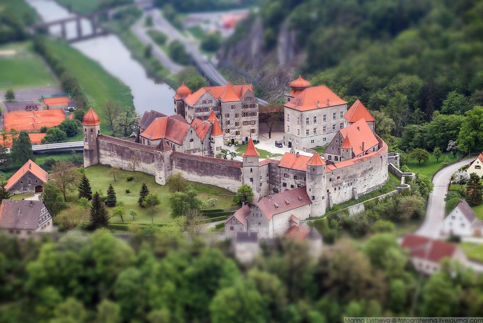 7. Далее игрушечная Бавария без комментариев.