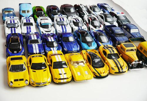 Машинки Кинсмарт