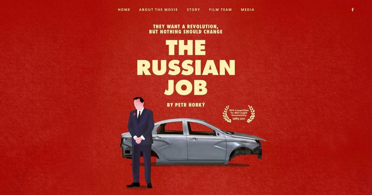Про работу Бу Андерссона на «АвтоВАЗе» сняли документальный фильм