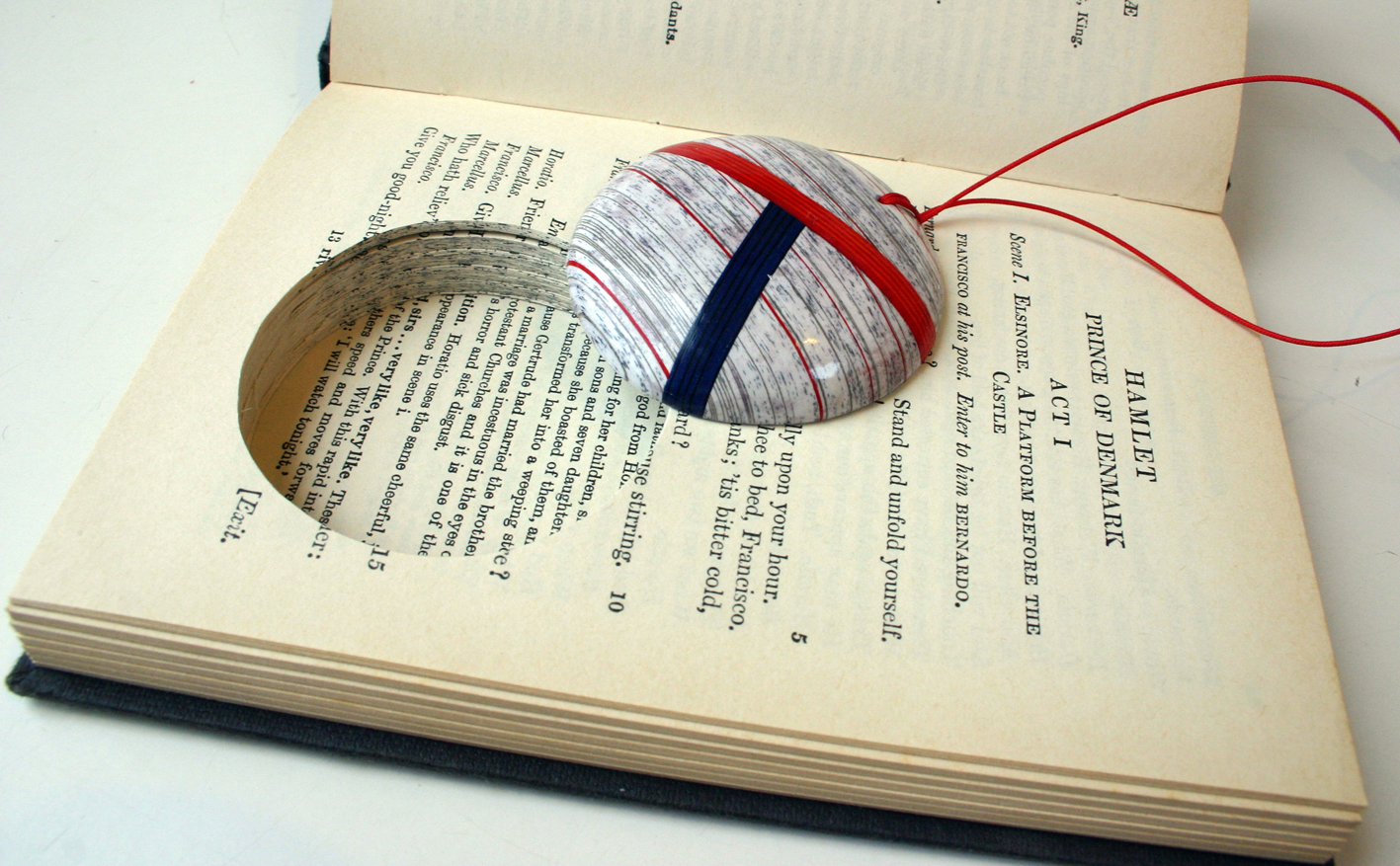Stunning Jewelry Crafted from Vintage Books