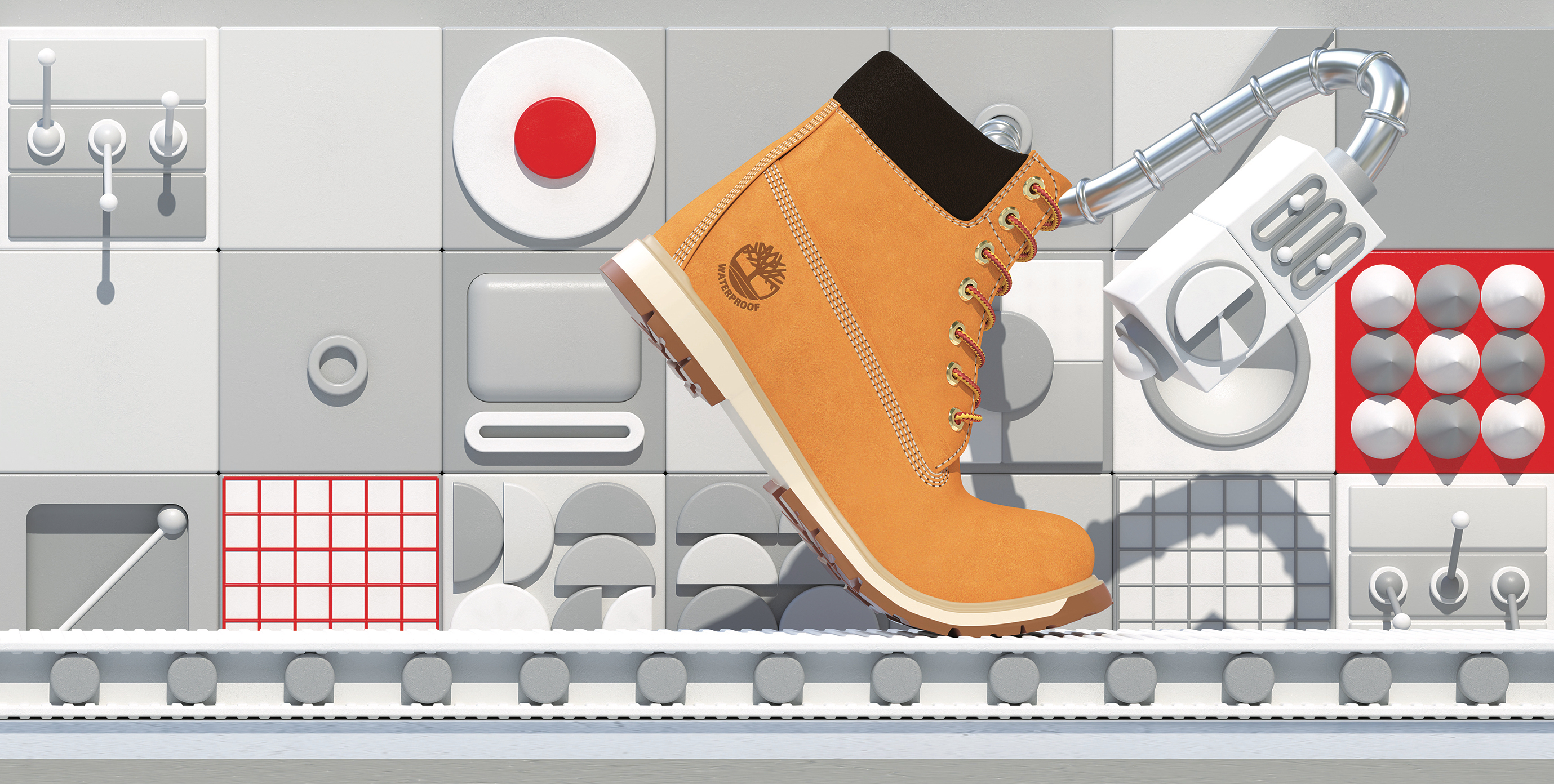 Ambitious and Creative: The Latest Timberland Campaign
