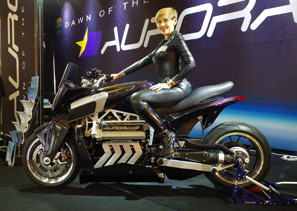 Масл-байк Aurora Hellfire OZ26