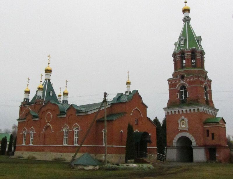 Церковь во имя архангела Михаила