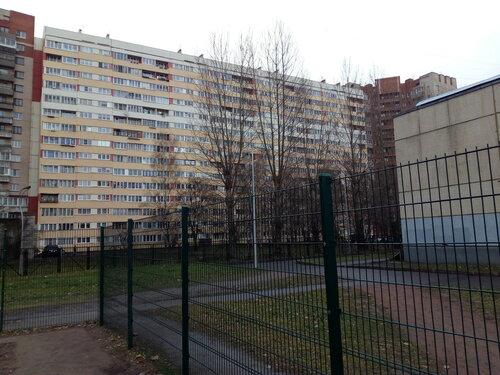 пр. Маршала Жукова 30к2, парадные 4-7