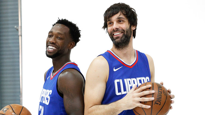 Баскетбол. Мозгов со скамейки наблюдал за поражением «Бруклина», Теодосич помог «Клипперс» победить