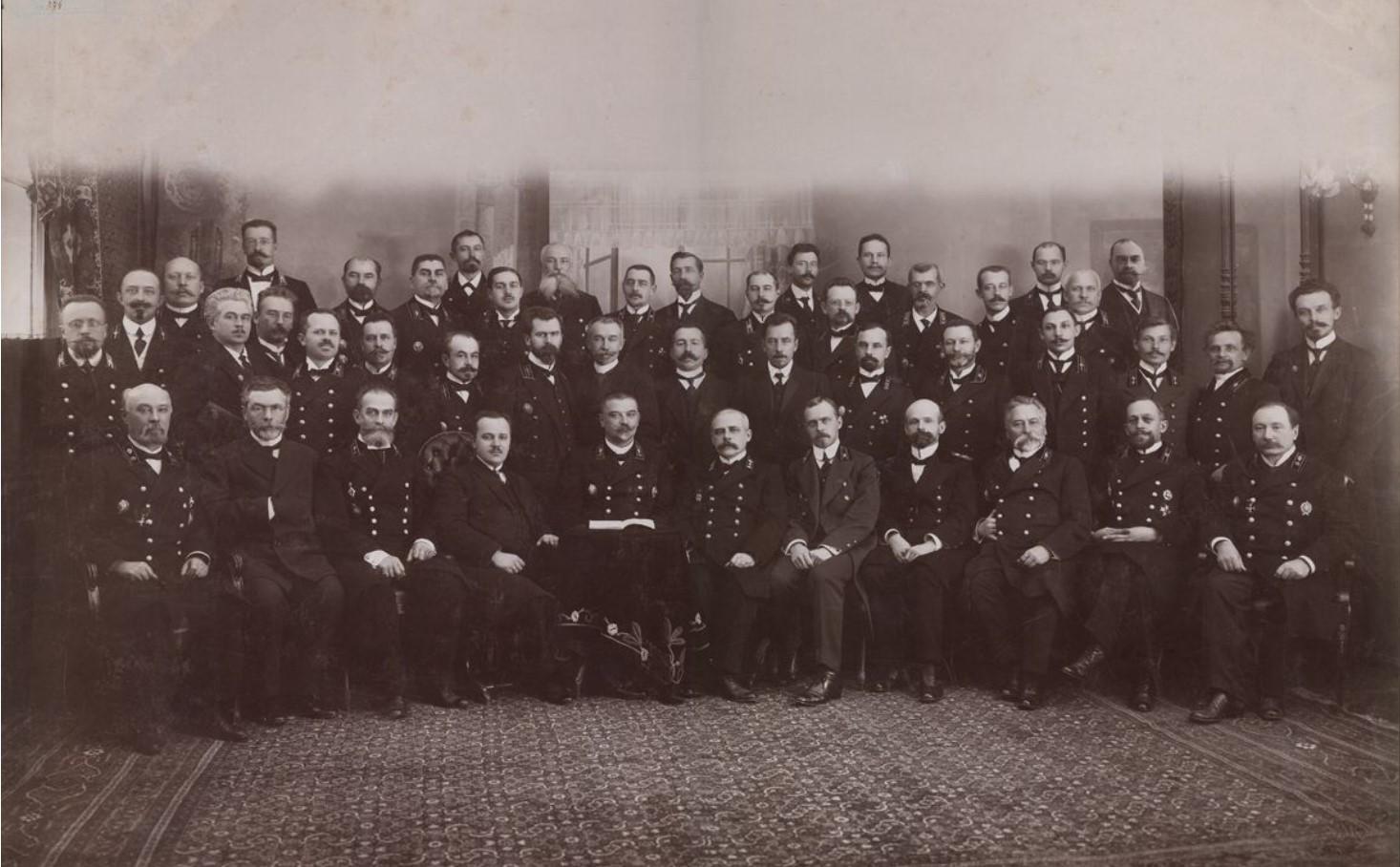 1903. Областной съезд по оброчному делу в Нижнем Новгороде
