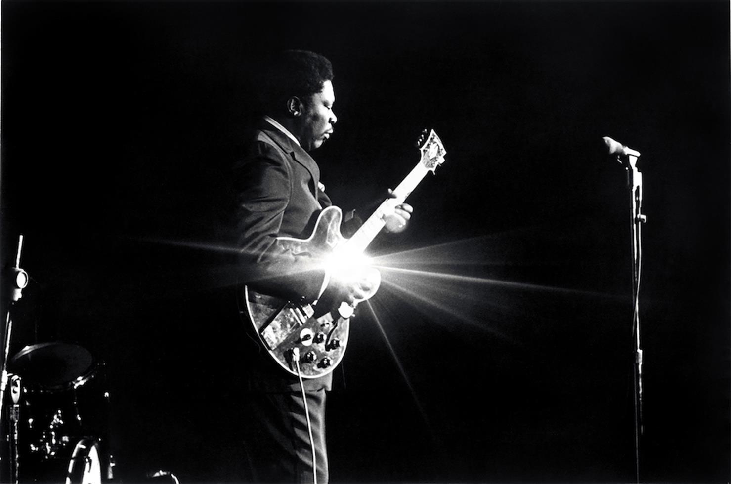 1969. Б.Б. Кинг