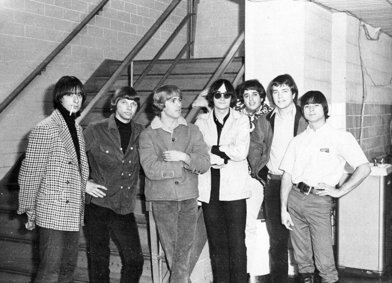 1967. «The Electric Prunes» и «The Left Banke»