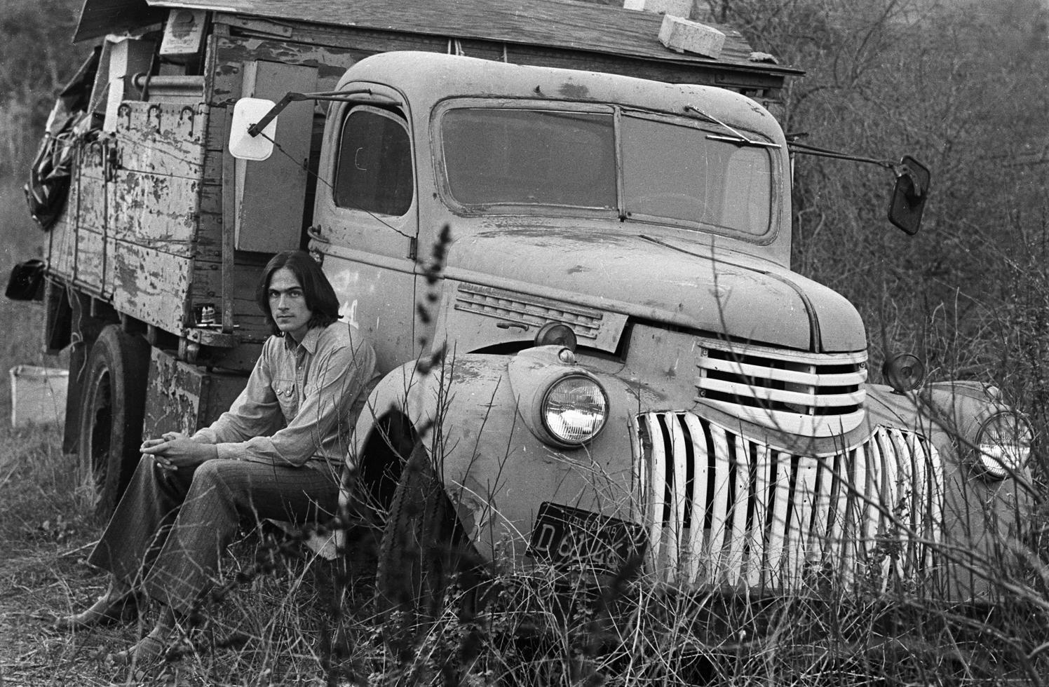 1969. Джеймс Тейлор