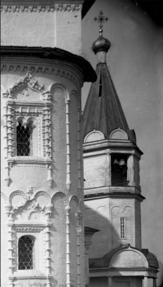 Благовещенская церковь, вид на восточный фасад