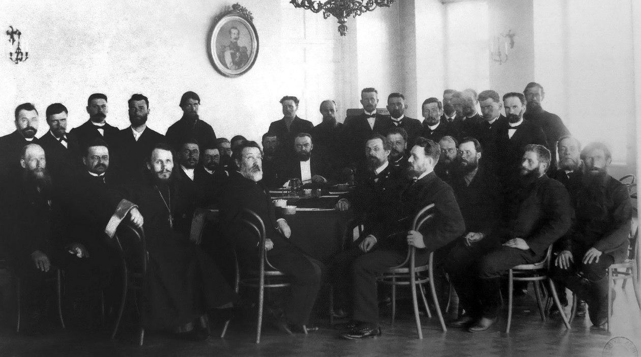 Архангельское избирательное собрание. Выборы в Первую Государственную Думу. 1906
