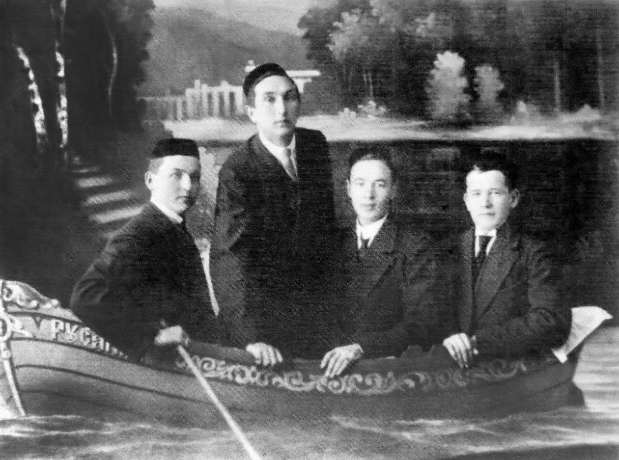 Представители татарской диаспоры