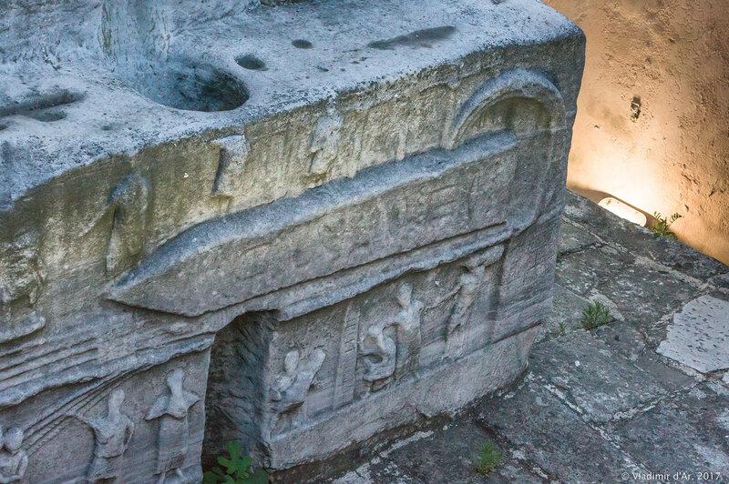 Обелиск Феодосия или Египетский обелиск в Стамбуле