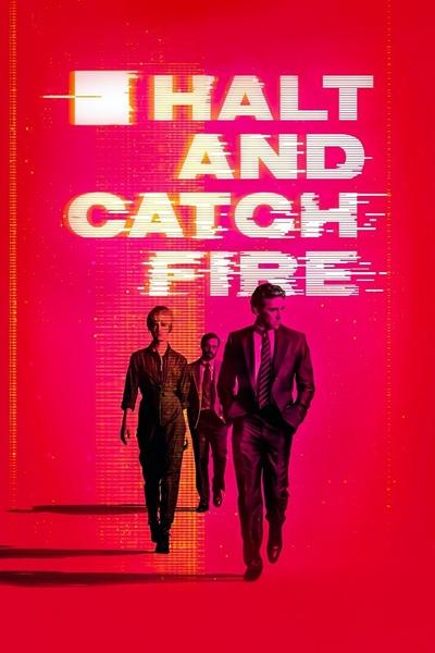 Остановись и гори / Halt and Catch Fire (2017/WEB-DL/WEB-DLRip/4 сезон) [NewStudio]