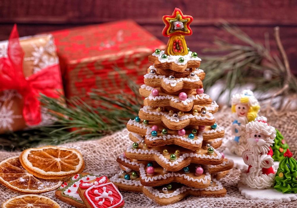 растояние выпечка новогодние елки фото дадите вырасти