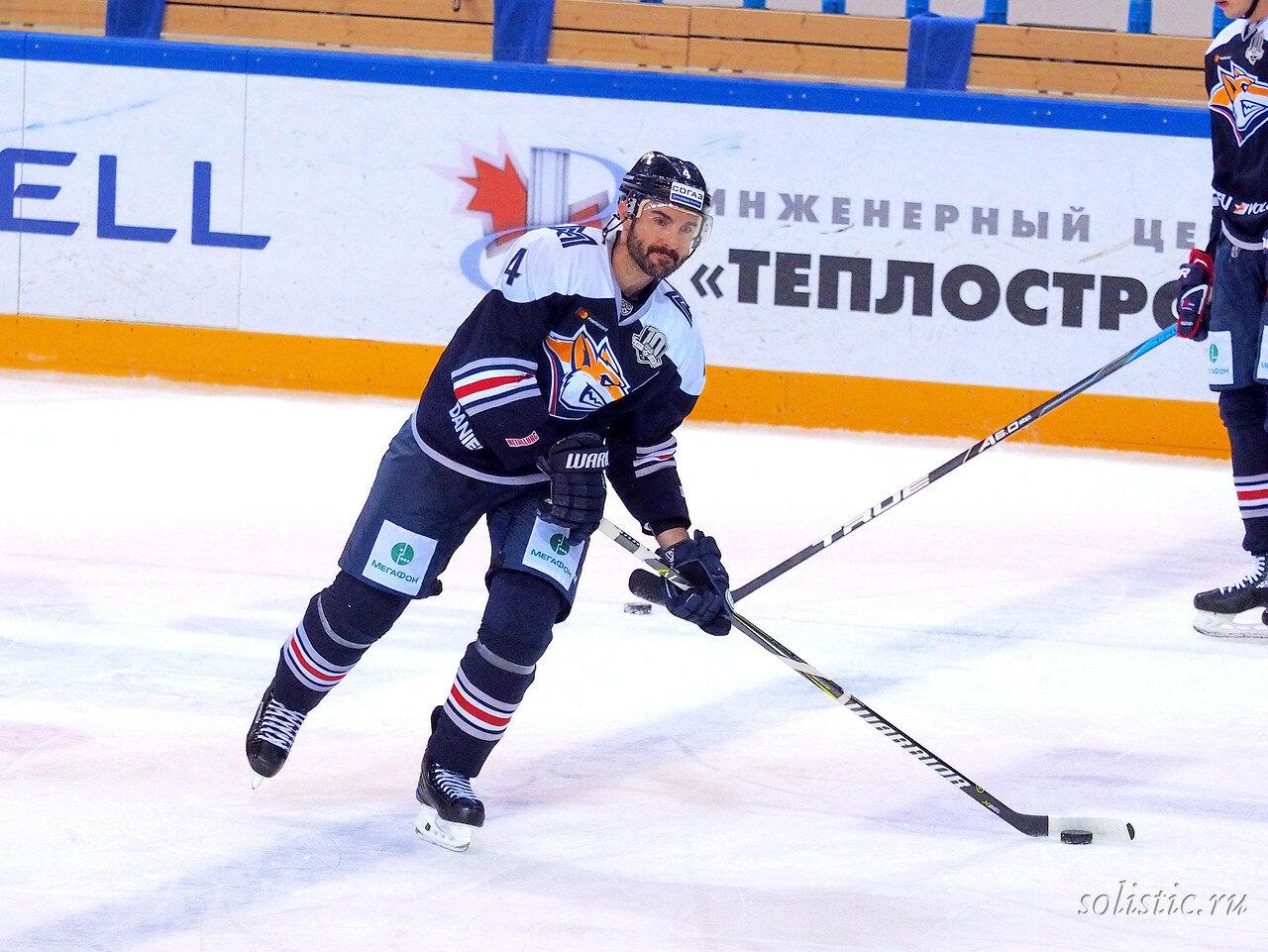 33 Металлург - Сибирь 09.11.2017