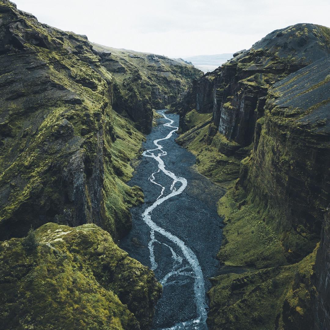 Красивые пейзажи Ханнеса Беккера