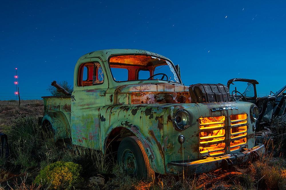 Заброшенная Америка на снимках Ноэля Кернса