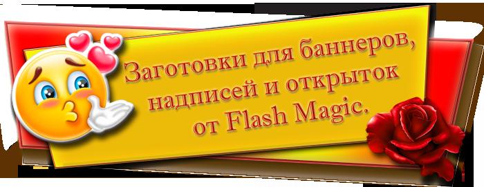 Flash Magic