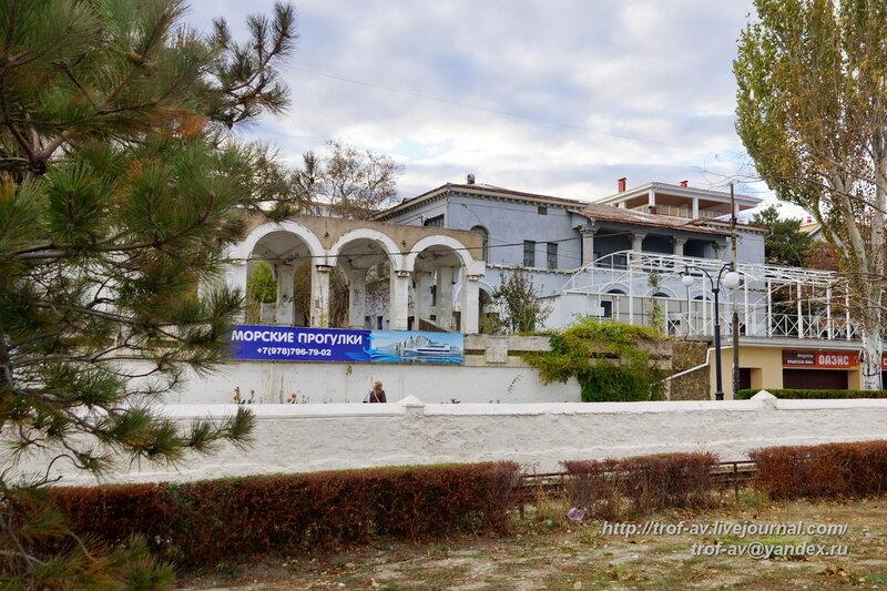 Дача Отдых, Феодосия