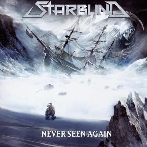 Starblind - 2017 - Never Seen Again [Pure Steel Rec., PSRCD154, Germany]