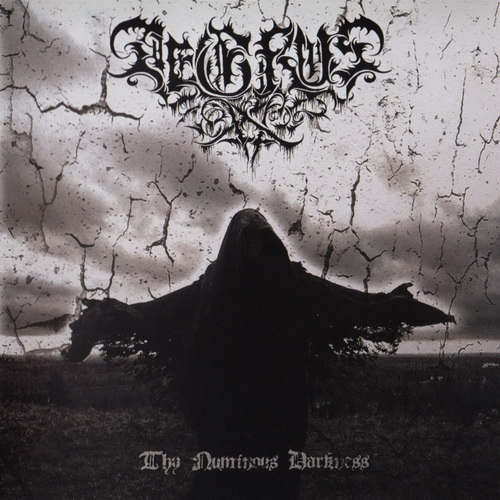 Aegrus - 2017 - Thy Numinous Darkness [Saturnal Records, SR021, Finland]