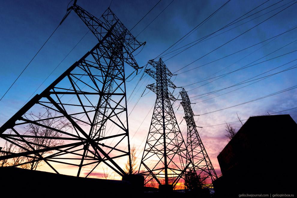 36. Каскад Вилюйских ГЭС образует изолированный контур, который не входит в единую энергосистему стр