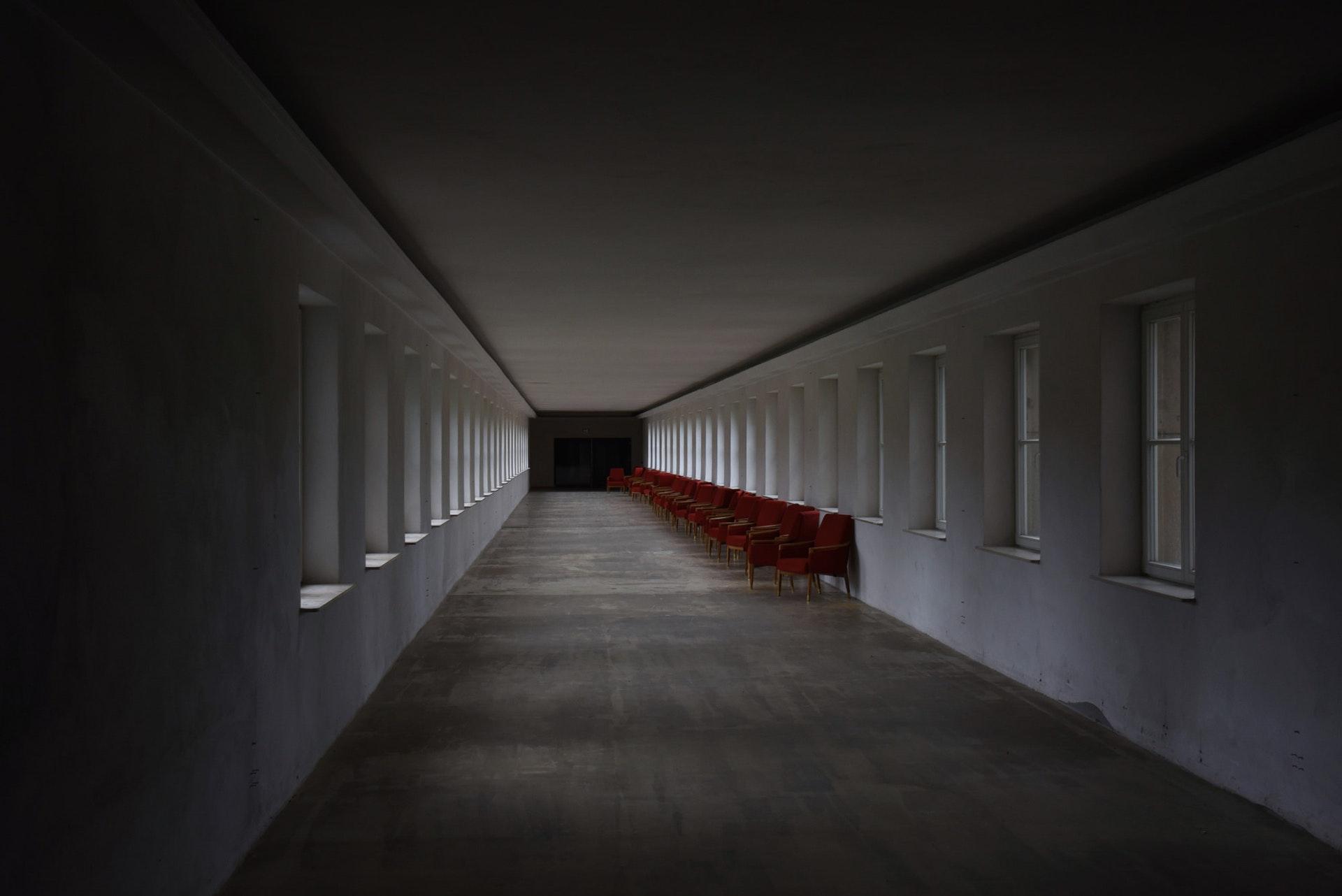 С 1987 года в интерьере 3-комнатной берлинской квартиры (Хеллерсдорфер-штрасе, 179) ничего н