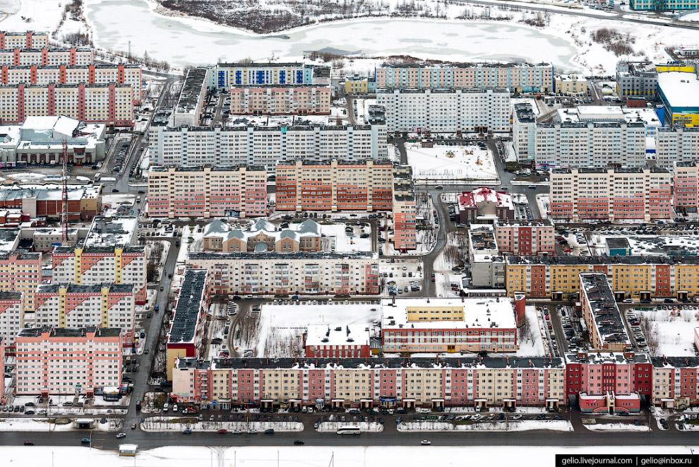 10. Торговый центр «Ямал».